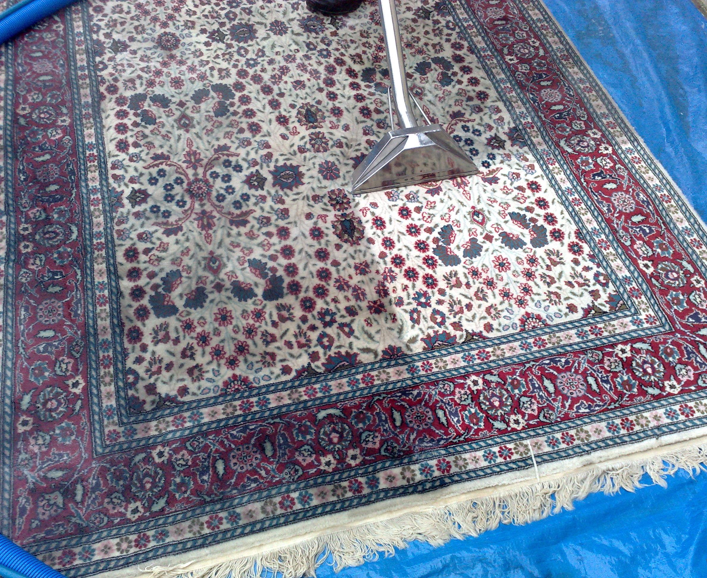 Lavaggio professionale e pulizia tappeti